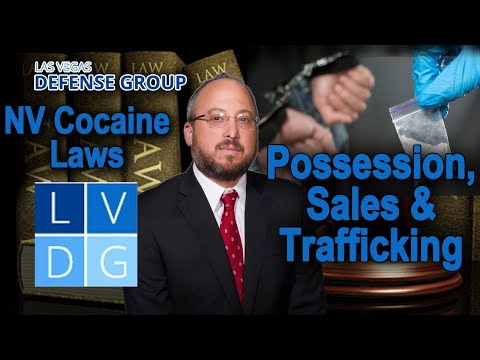 Penalties if busted for cocaine in Las Vegas? Advice from an attorney