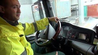 Ausbildung als Berufskraftfahrer/-in