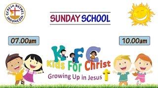Paskah Sekolah Minggu 2016 GBI Junction