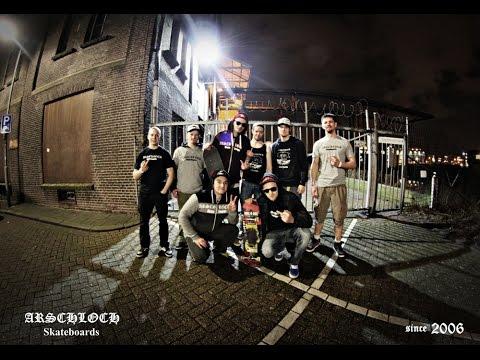 Arschloch Skateboards - Vol.1 World Skate Center