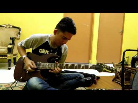 Asal usul - Intan payung solo cover by Faiz Jemboo