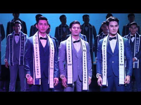 Mister international Thailand 2019   VDO BY POPPORY