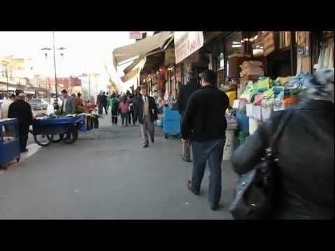 Terrakia a Turquia. Kurdistan. Diyarbakir