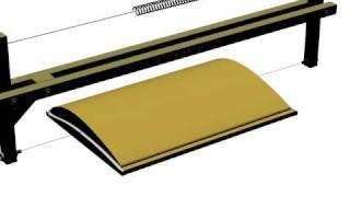 fabrication des pales en fibre de verre