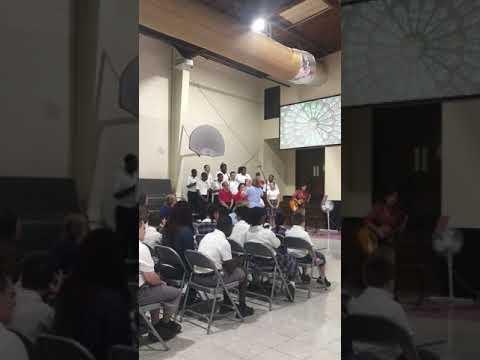 St. Michael's choir