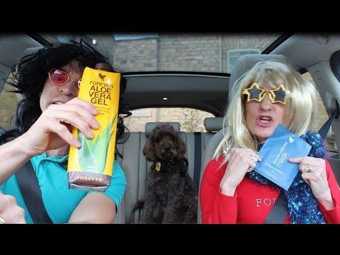 Global Rally Stockholm 2019 - Carpool Karaoke #FGR19