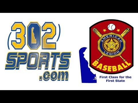 Delaware American Legion Baseball Championship Post 10 Generals At Delaware Post 1