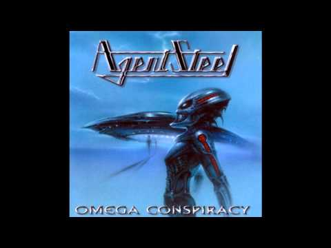 Agent Steel - Omega Conspiracy [Full Album]
