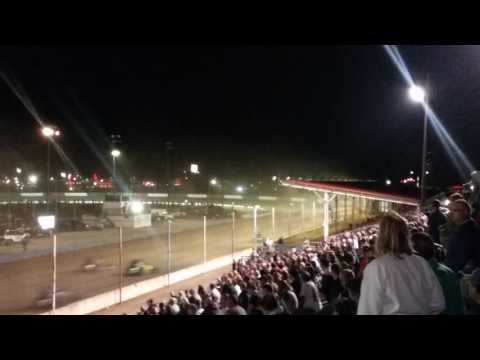 USAC Sprint Cars Feature Part 1/2  Terre Haute Action Track