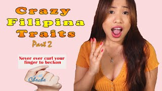 Crazy Traits of a Filipina | Filipina Youtuber Philippines Vlog part 2