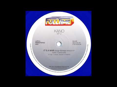 Kano ✧ It's A War (Serge Santiágo UK Re-Edit)