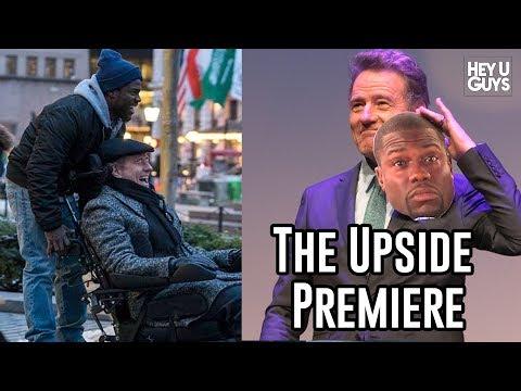 Bryan Cranston Introduces Kevin Hart @ The Upside Premiere | TIFF17