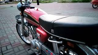 Honda CG 125 cc model 1996