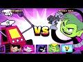 Teen Titans Go! JUMP JOUST - Bringing the Pain [Cartoon Network Games]