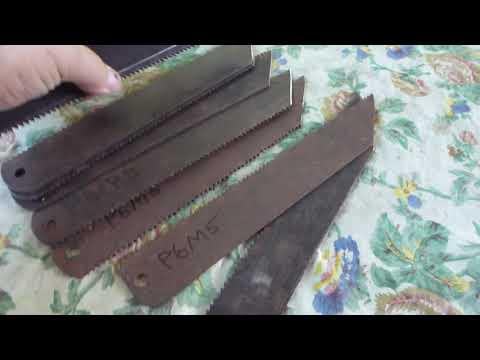 Заготовки для ножей