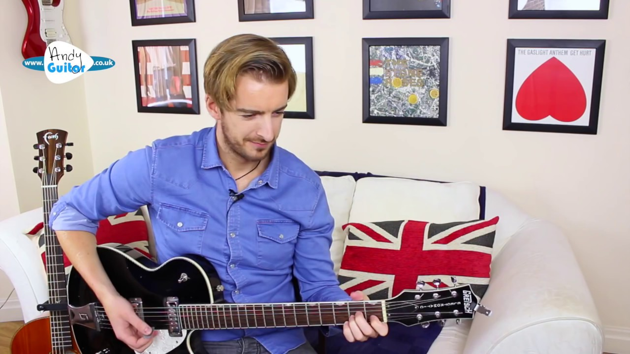 The Passenger Guitar Lesson Iggy Pop Easy Songs To Play On