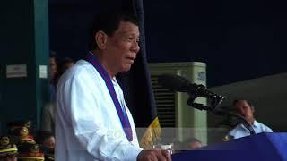 'Bato' awaits you at Bilibid, Duterte warns rogue cops