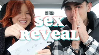 FINDING OUT THE SEX OF OUR BABY | neens + deens