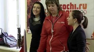 Благовещенские школьники спешат сфотографироваться с чашей олимпийского ...