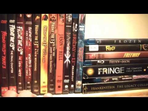 My Horror Movie Collection - DVD / Blu-ray (2013)