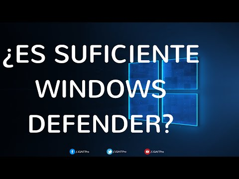 ¿Es Suficiente Windows Defender En Windows 10?