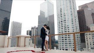 LA Rooftop Proposal | Yarik Petrash