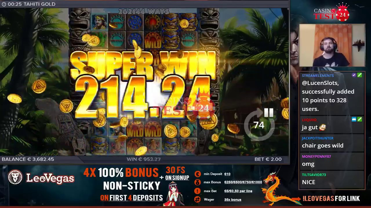Casinotest24 Twitch