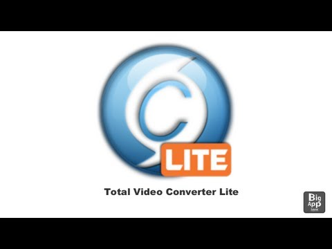 Total Video Converter Lite - oBig.com.br
