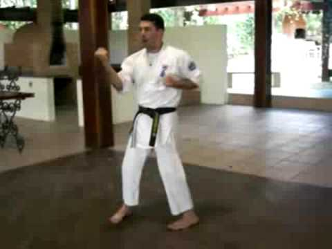 Sanchin no Kata