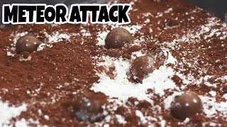 Meteor Attack - Amazing Science Experiments That You Can Do At Home