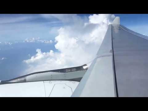 Flight To Calgary (Philippines To Canada)