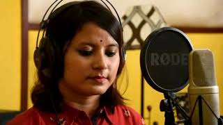 "Song- ""Sarata din dhore""..❤️_covered by-'SIMI SARKAR'"