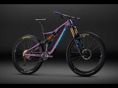 The Best Enduro Bikes in  2018 Full HD Detail Look