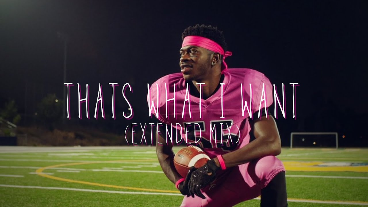 Lil Nas X - THATS WHAT I WANT (LNXP Extended Mix)
