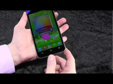 ZTE Grand Memo: 5,7 Zoll Tabphone mit LTE