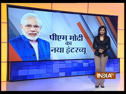 PM Modi Wants to Implement 'One Rank One Pension' Scheme ASAP - India TV