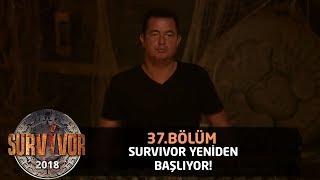 Acun Ilıcalı, Survivor 2018'in yeni konseptini açıkladı! | 37.Bölüm | Survivor 2018