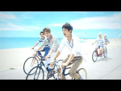SHINee - New Single「Boys Meet U」Music Video