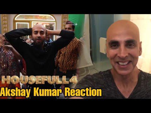 housefull-4,-akshay-kumar-reaction-on-ayushmann-khurrana-dance-on-bala-song