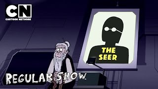Regular Show | Search for the Seer | Cartoon Network