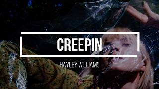 Hayley Williams - Creepin Lyrics