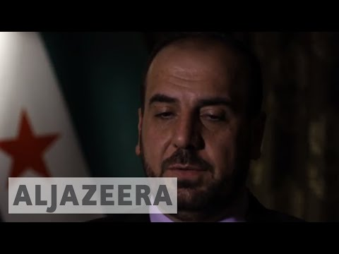 Exclusive interview: Nasser al-Hariri on Syria peace process