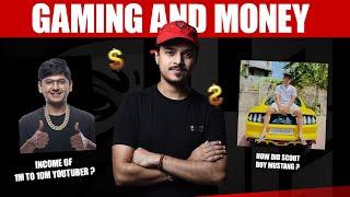 GAMING ,ESPORTS AND MONEY    THUG TALKS