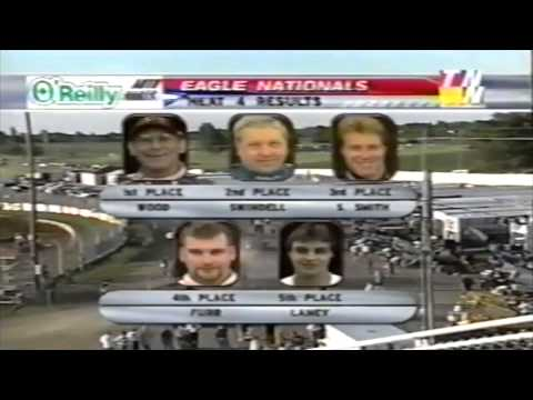 2001 World Of Outlaws Eagle Nationals - Eagle Raceway