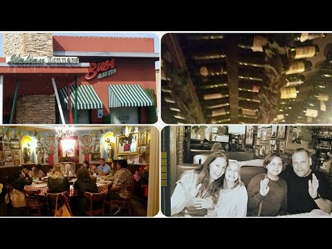 Buca di Beppo food review - Brea, CA