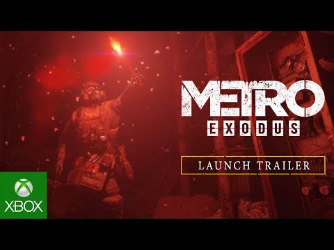Metro Exodus Launch Trailer