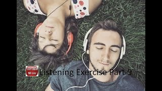 Listening to And Improve English While Sleeping - Listening Exercise Part 9