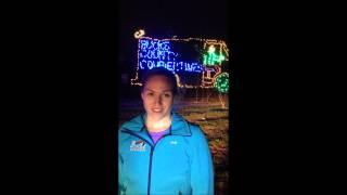 Run the Lights at Shady Brook Farm announcement