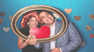 Atlanta Roswell Historic Cottage PhotoBooth - Minoo and Zan's Wedding - RobotBooth