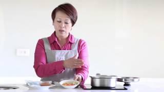 鱸魚精粹料理 養生蔬菜粥